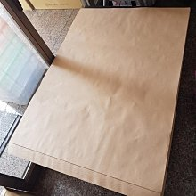 小毛工具館『80P全開牛皮紙 50張』含稅開發票 包裝 吸油 家庭代工 網拍 送禮 包材 高磅數 餐廳