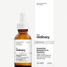 路克媽媽英國🇬🇧代購 商品在途THE ORDINARY視黃醇 5%溫和角鯊烷油Granactive Retinoid 5% in Squalane正品附購證