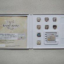 【KENTIM玩具城】中古二手九成新3DS 遺跡傳說The Legend of Legacy 日版專用軟體遊戲卡帶