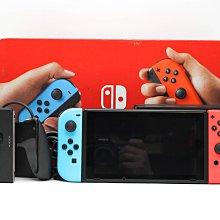 【台南橙市3C】任天堂 Nintendo Switch 紅藍主機 電池加強版 版本12.1.0 #65055