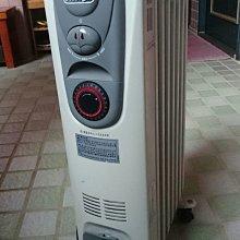 二手真正德國製北方11片葉片式 電暖器
