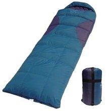 *大營家德晉睡袋*DJ-3004天然羽絨睡袋1400g(台灣製造) 登山露營自行車用品
