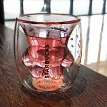 現貨下標當天寄出 帶LOGO 超火櫻花星巴克貓爪杯 雙層玻璃杯/陶瓷杯/馬克杯/咖啡杯/保溫杯 櫻花貓抓杯 貓腳杯