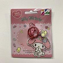 美樂蒂造型悠遊卡 2019 花圈款附鑰匙圈 全新空卡 三麗鷗 Sanrio 台灣限定 My Melody