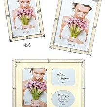 日本Ladonna Bridal百合情緣8x10相框 (另有4x6.5x7)/ MJ62-06-WH
