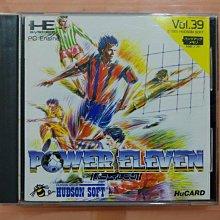 PC-Engine Power Eleven 超級足球 編號110
