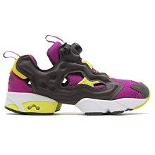 Reebok INSTA Pump Fury OG 充氣 紫黃 黑紫黃 麂 小丑 湖人 潮流 男女慢跑鞋