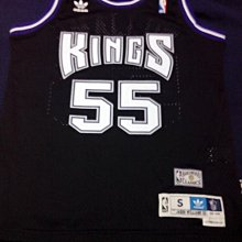 adidas NBA Jason Williams 國王隊 洞洞 球衣