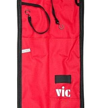 Vic Firth ESB 鼓棒袋 黑 紅 兩色選擇 鼓棒包 鼓棒 爵士鼓  -【黃石樂器】
