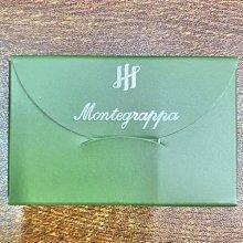 Montegrappa 萬特佳 8入 歐規通用 卡式墨水管 (黑/藍)