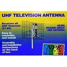 數位電視天線 新能 NPE-2DXB高畫質 適用住宅 大樓弱電波區域強力接收 利益購 低價批售