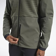 南◇2020 11月 REEBOK DELTAPEAK FULL-ZIP 綠色 訓練 外套 拉鍊 連帽 GI5352