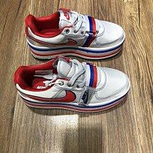 老夫子 Nike Vandal 2k 女子鬆糕厚底復古增高板鞋AO2868-001