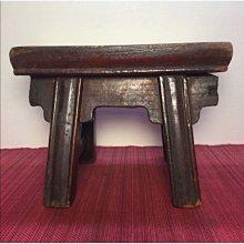 收藏品-早期小板凳