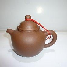 茶壺.紫砂壺.朱泥壺.手拉坯壺/研究員級高級工藝美術師/蔣彥製掇球壺