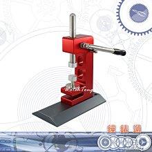 【鐘錶通】08D.1200 大力士壓錶器 / 紅色 / 附2顆壓錶模 / 全新設計超省力 ├手錶壓蓋壓玻璃/手錶工具┤