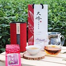 【禮盒】大峰有機茶園-台東紅烏龍茶禮盒1280元/1組2罐入