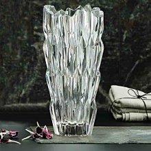 德國 Nachtmann 26cmH 水晶花瓶 水晶玻璃 (無鉛) Quartz #88332