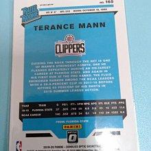 Terance Mann 2019-20 optic mojo RC 框正