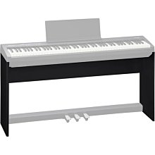 【六絃樂器】全新 FP-30X 適用的 Roland KSC-70 KPD-70 黑色數位鋼琴腳架組 含琴椅