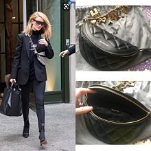 Balenciaga 真品金鍊腰包 皮包 側背包 絕美品 souvenir bag
