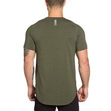 瘋狂金剛▸ 橄欖 ASRV Core Established Tee 吸濕排汗透氣輕盈短袖T恤 運動 健身