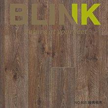 【BLINK】水悅 抗潑水AC4等級超耐磨卡扣木地板 805 經典柚木 (連工帶料/坪)