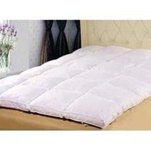 【純棉羽絨床墊雙人-180x200cm】床褥/墊被子/180x200cm《現貨》