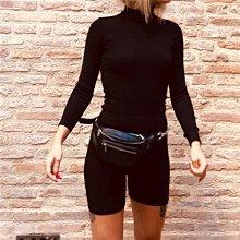 多種背法搭配實用旅行小背包 出眾鏈條皮質肩包胸包小腰包 艾爾莎【TBB6912】