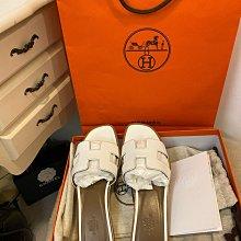 已售出HERMÈS涼鞋(全新)36.5號