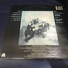 開心唱片 (THE FIXX / SHUTTERED ROOM) 二手 黑膠唱片 CC160
