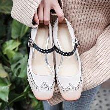 DANDT 復古布洛克雕花中跟鞋 (JAN 31 A43355) 同風格請在賣場搜尋BLU 或 歐美鞋款