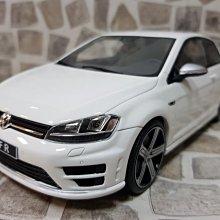 宗鑫貿易 OTTO OT883 VW Volkswagen Golf 7R 純白
