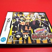 ㊣大和魂電玩㊣任天堂NDS遊戲 家庭教師DS 我才是老大 最強家族大戰 {日版}NDSL 2DS 3DS 可玩-L1