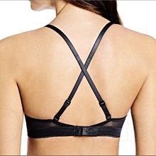 後面肩帶可拆 CK Calvin Klein BRA卡文克萊黑色內衣胸罩32D 70D加購內褲減200元愛Coach包包