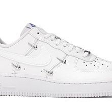 【美國鞋校】預購 Nike Air Force 1 LX White (W) 小勾勾