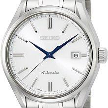 光華.瘋代購 [預購] 日本製 SEIKO Presage SARX033 白色 機械錶 藍寶石鏡面