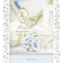 日本KISHIMA SOPHIE 玫瑰戀人水鑽 4x6金屬結婚相框 /KP-31243/ LADONNA婚禮.結婚佈置