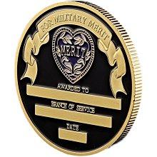 老董先生Purple Heart紫心勛章軍事軍功紀念章獎章紫心紀念幣紫色創意禮物