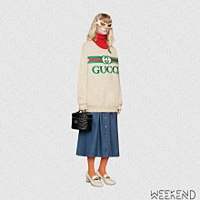【WEEKEND】 GUCCI GG Marmont Cosmetic Case 小款 手提 化妝包 黑色 611004