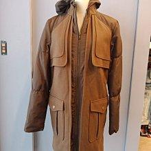 (雅峰精品) ASOS英倫風中長款羊毛大衣 風衣 外套