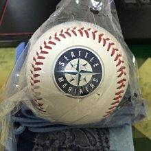 MLB 西雅圖水手隊 舊版 紀念球 LOGO球 隊徽球 簽名球 美國職棒