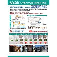 【現貨】日本製PC小圓浪830青銅(十字紋) 保固五年 PC板 採光罩 塑鋁板 玻璃纖維 塑膠浪板 室內隔間 牆壁裝飾板