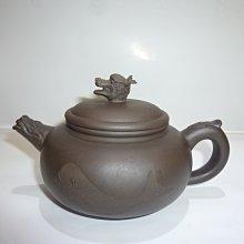 茶壺.紫砂壺.朱泥壺.手拉坯壺/早期名家十二生肖之龍壺