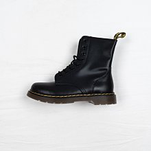 Dr. Martens 1460 8孔 黑色 硬皮 內側拉鏈 短筒 經典款 馬汀靴 男女鞋