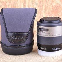 【品光攝影】MINOLTA Vectis 50mm F3.5 Marco APS機用   自動對焦  定焦 微距 FOR S1 S100 #27738
