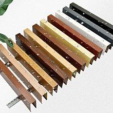 商場裝飾U型鋁方通管天花吊頂練舞房格柵幕墻集成木紋鋁方通吊頂