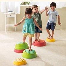 *小踢的家玩具出租*F065      *2.5歲以上~Weplay彩虹河石~具趣味性與挑戰性~優惠價~請先詢問