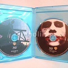 蝙蝠俠【黑暗騎士】雙碟典藏版 ~藍光版 (二手)