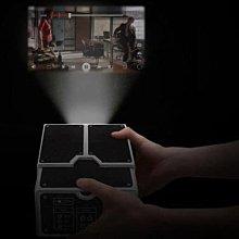 【Love Shop】創意投影機 DIY智慧手機投影機 小型家庭娛樂數碼影像機 SmartPhone 手機專用/簡報